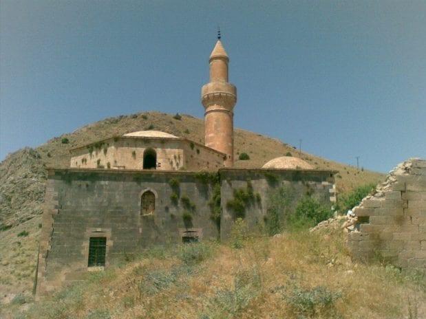 Sağman Camii