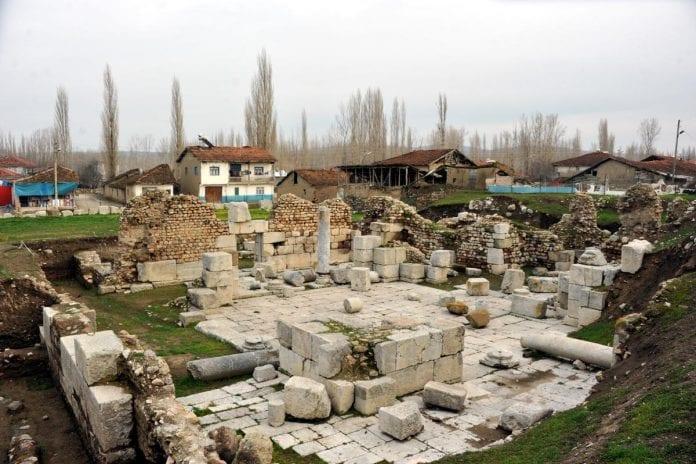 Sulusaray Antik Kenti