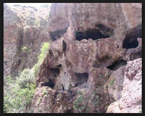 Kiğı Çiçektep Mağarası