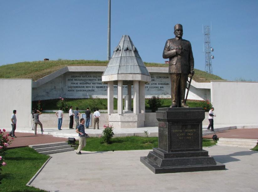 Şükrüpaşa Anıtı