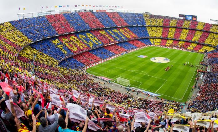 FC Barcelona Stadyumu
