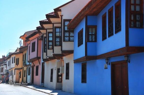 Uşak tarihi evleri