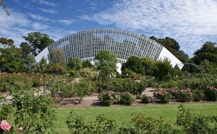 Adelaide Botanik Bahçesi