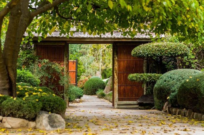 Himeji Bahçesi