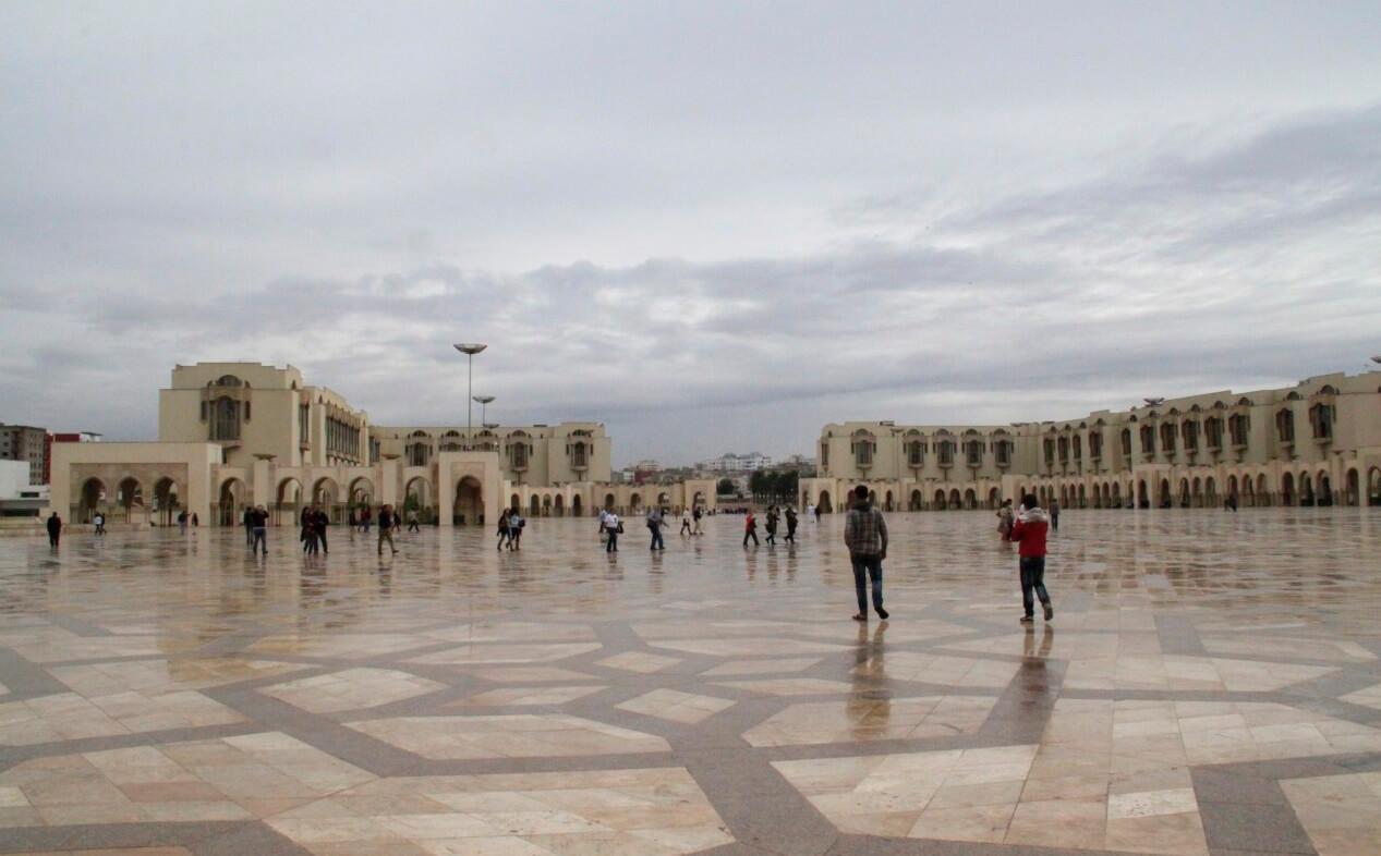 Kazablanka'da Kordon Boyu