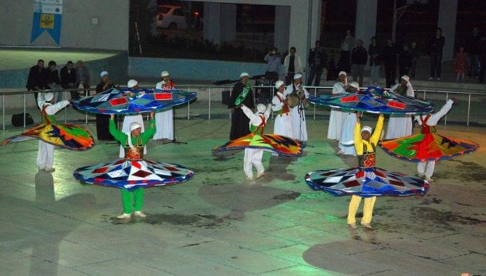 Mısır'ın Geleneksel Dansı Tennure büyük ilgi görüyor