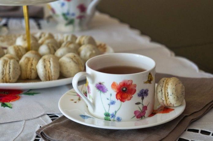 Macaron Çayı