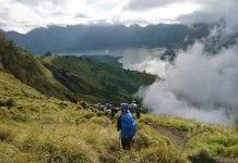 Yağmur Ormanlarında Kamp: Mt.Rinjani National Park