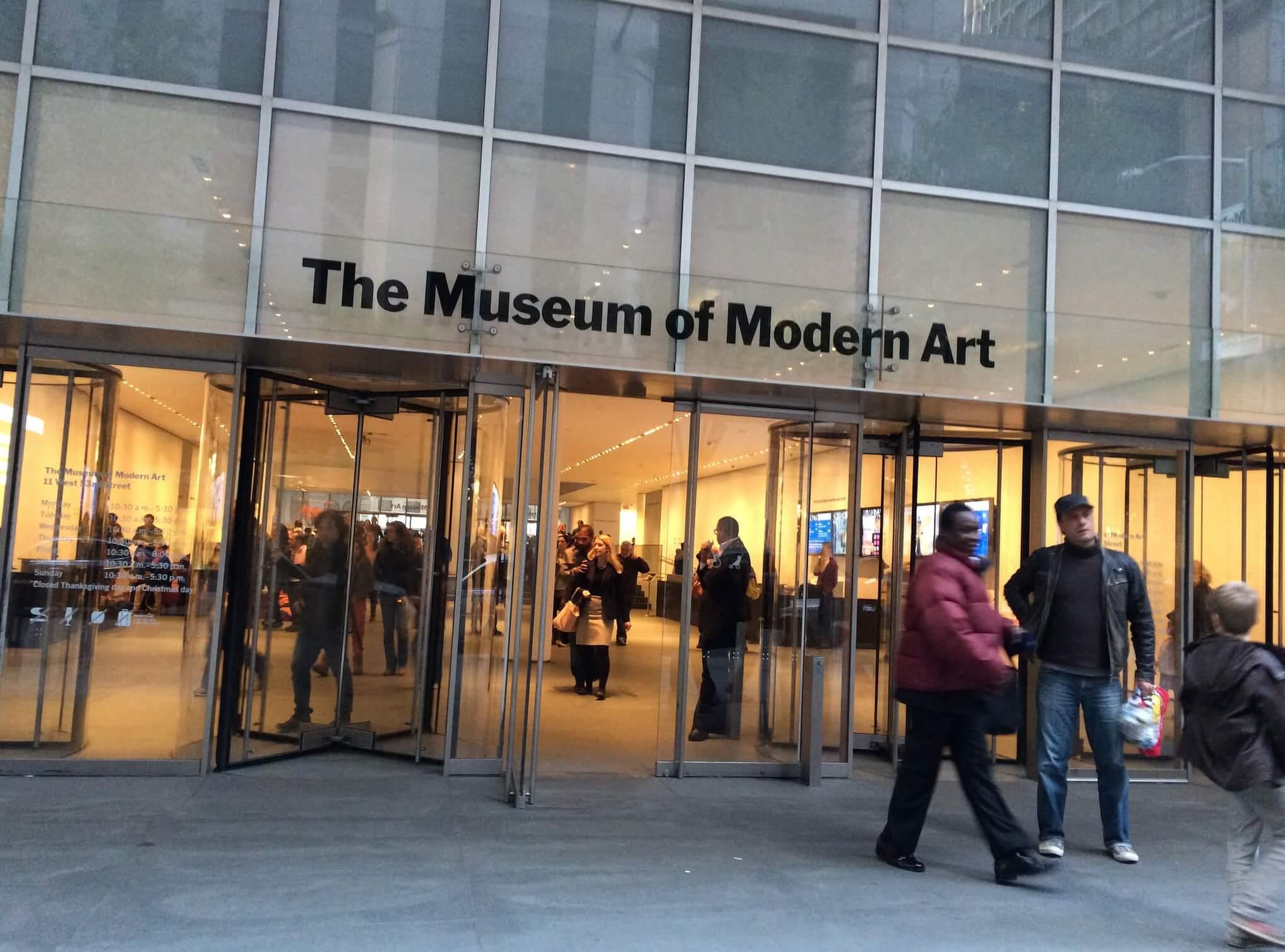 New York Modern Sanat Müzesi