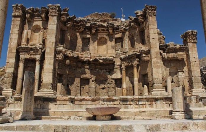 Roman Amfi tiyatro