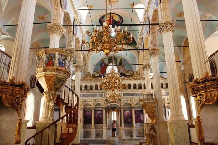 Kilise restore edilerek 2014 yılında müze olarak hizmete açıldı