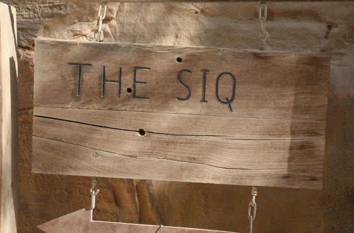The Siq