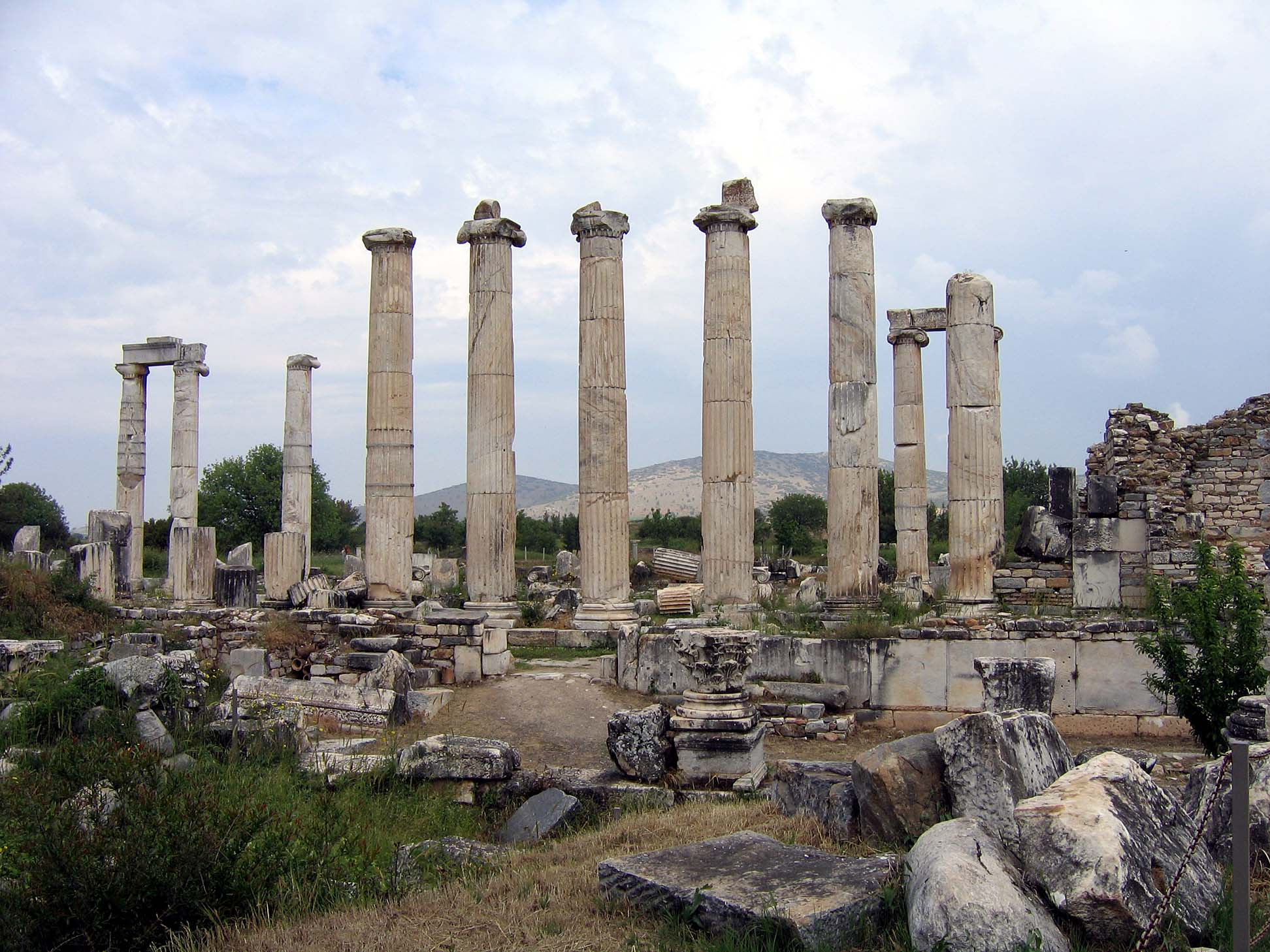 Aphrodisias Antik Kenti