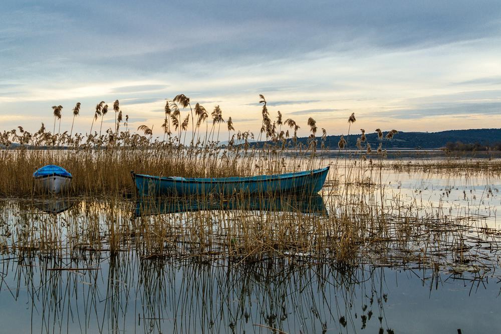 Uluabat Gölü, dünyaca tanınmış ve değer görülen bir gölümüzdür.