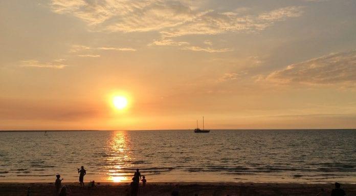 Darwin Günbatımı