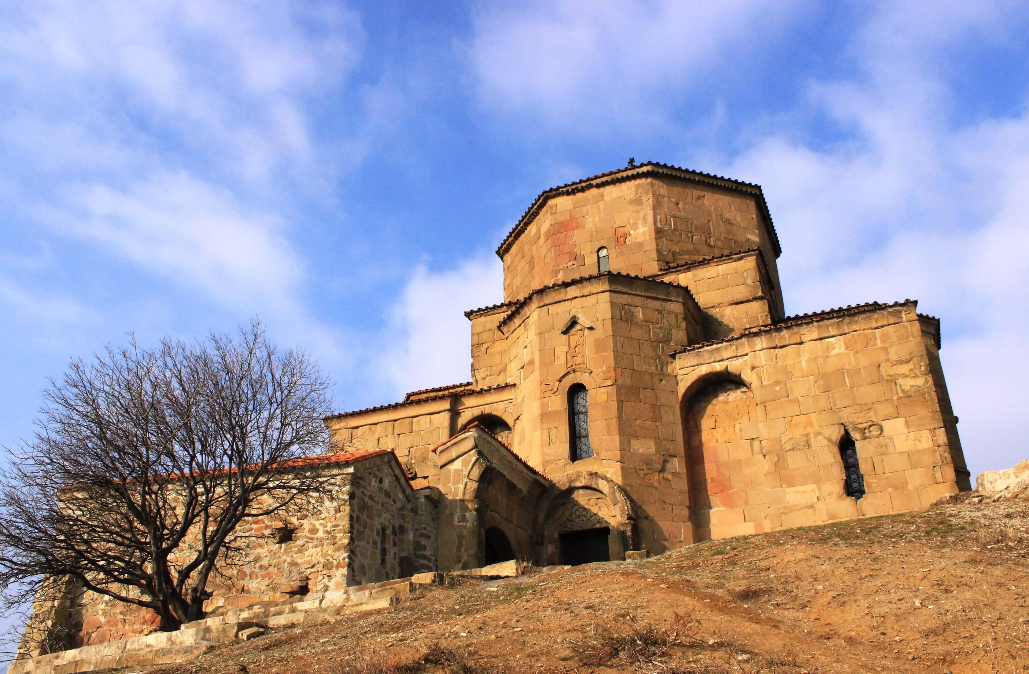 Eski Gürcü Manastırı, Barhal