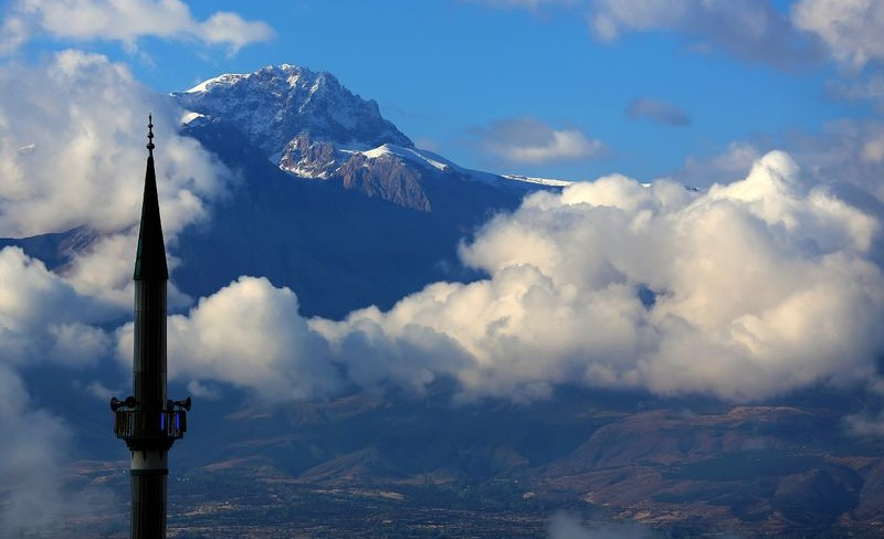 Munzur Dağı