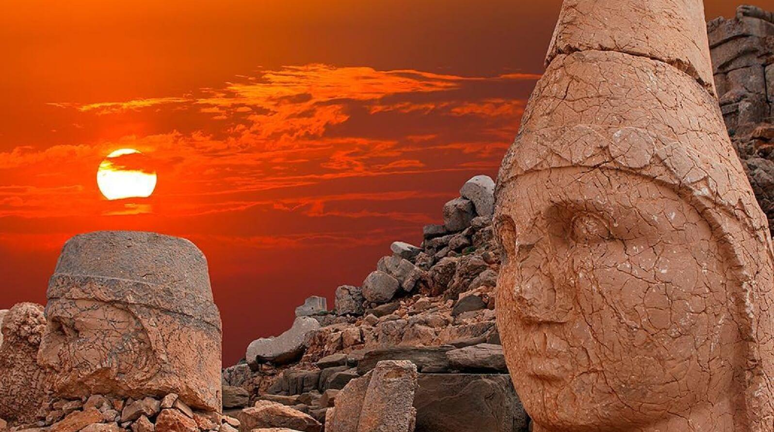 Nemrut Dağı – Ören Yeri