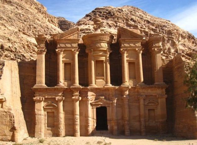 Petra antik kent