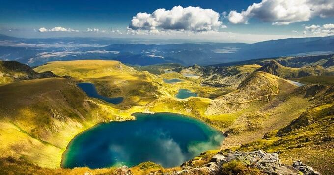 Rila Dağları ve Yedigöller