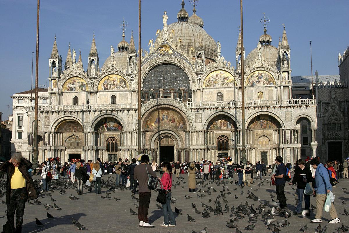 San Marco Bazilikası