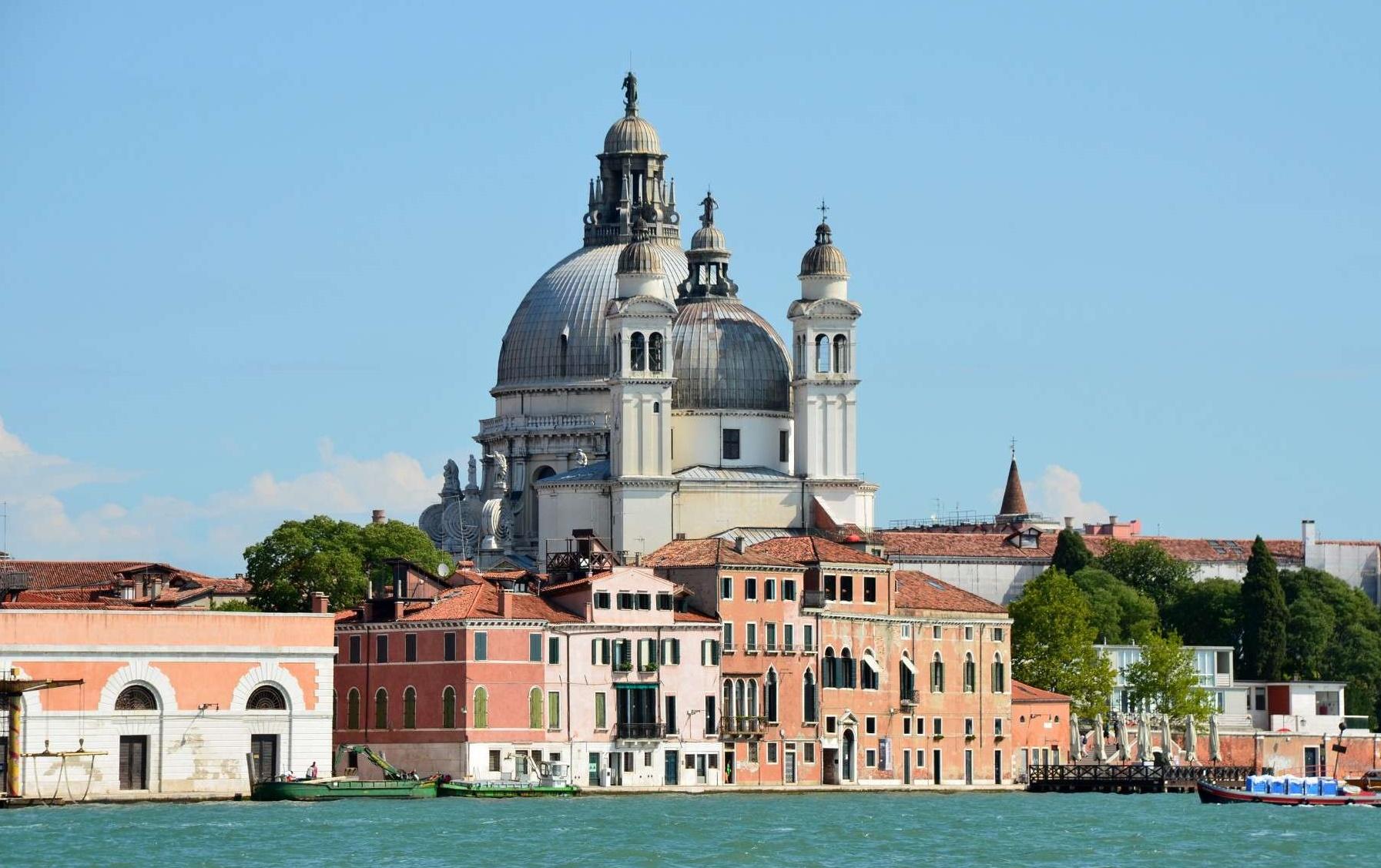 Santa Maria Della Salute Bazilikası