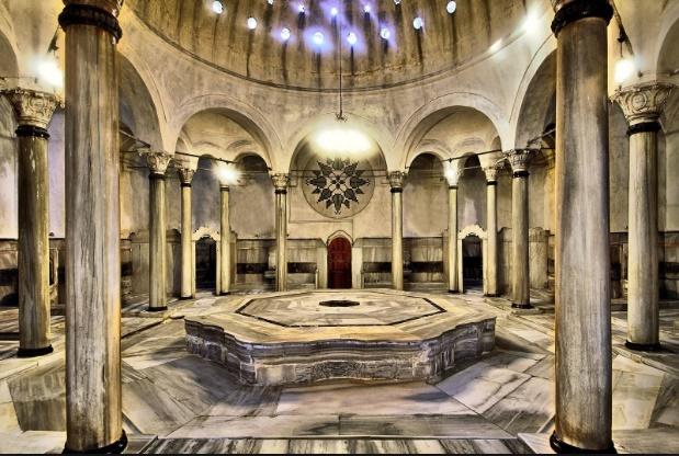 Türk Hamamı (Süleymaniye Hamamı)