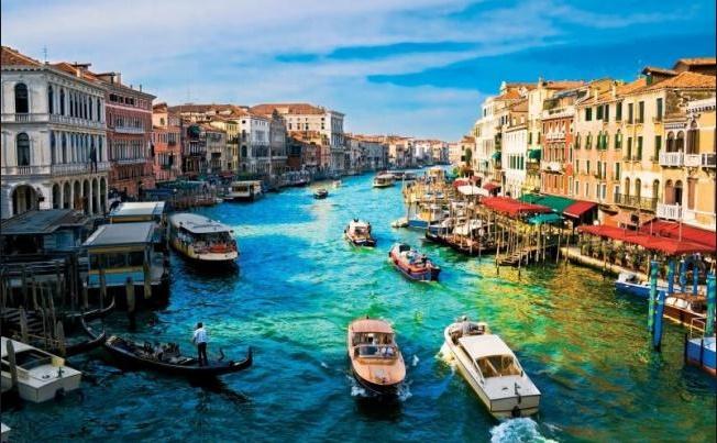 Yüzen Şehir Venedik