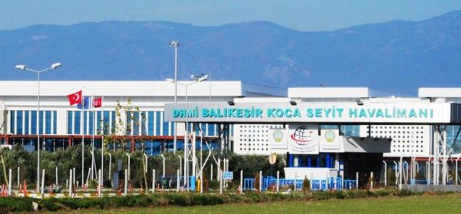 Balıkesir Koca Seyit Havaalanı