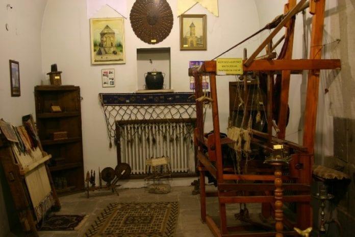 Ahi Evran Müzesi