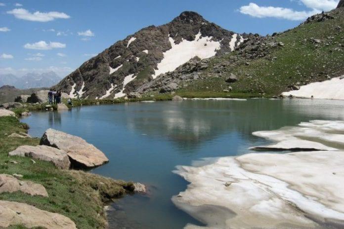 Seyithan Gölü