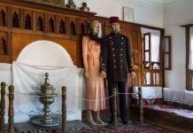 Karabük'teki Kaymakamlar Müze Evi.