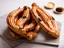 Mahlepli Diyarbakır Çöreği