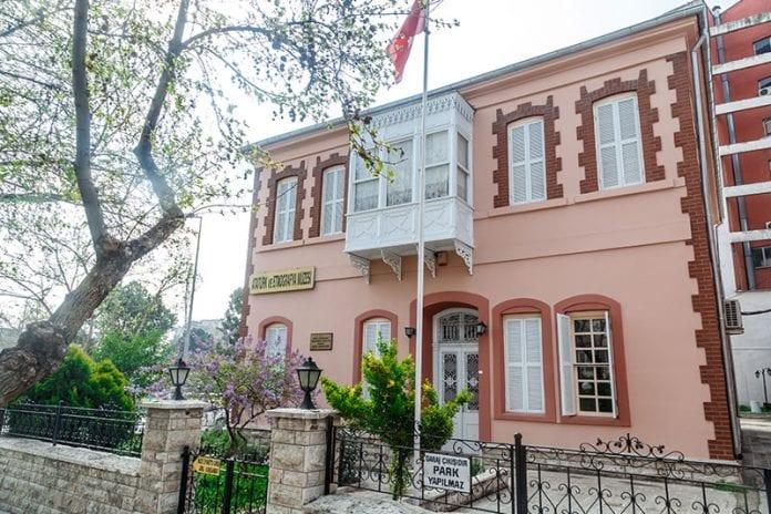 2. Denizli Atatürk Evi ve Etnografya Müzesi ile ilgili görsel sonucu