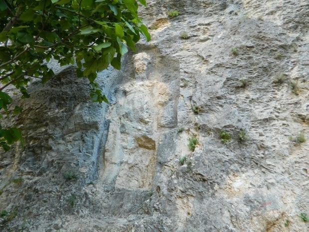 Kybele Kabartması