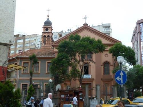 Dolorosa katolik kilisesi