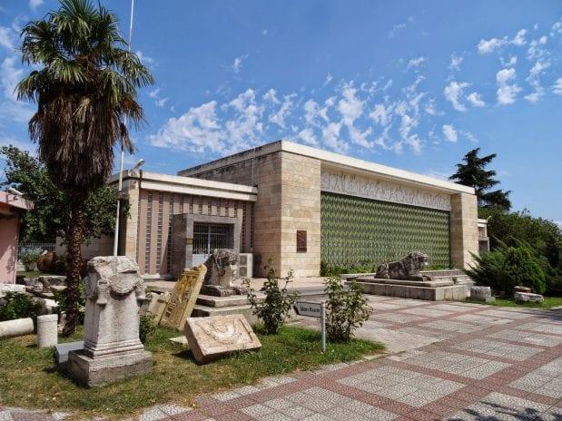 arkeoloji etnografya muzesi