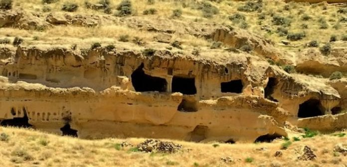 siirt mağaraları