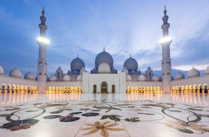 Şeyh Zayed Camii