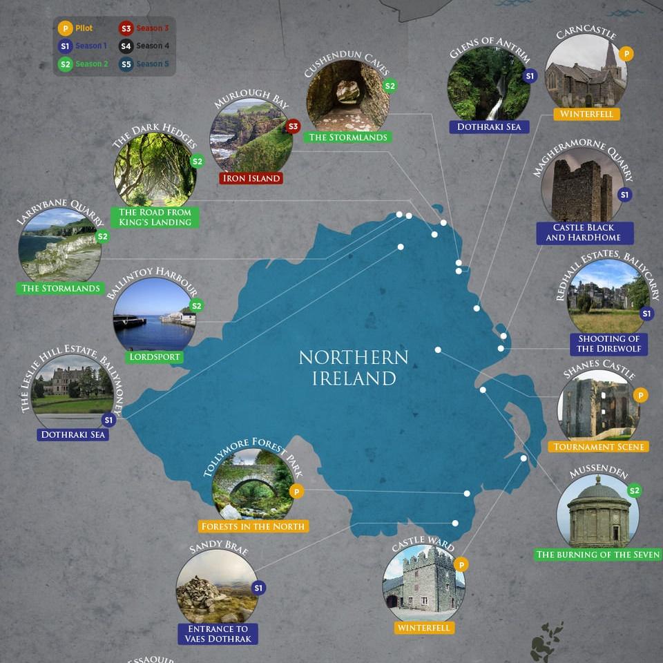 game of thrones hırvatistan