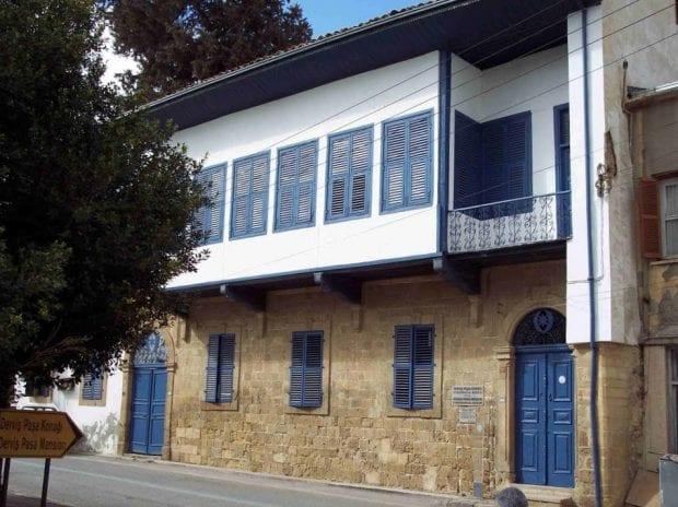 Derviş Paşa Konağı ve Etnografya Müzesi