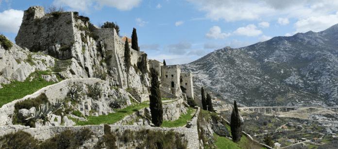 klis kalesi hırvatistan