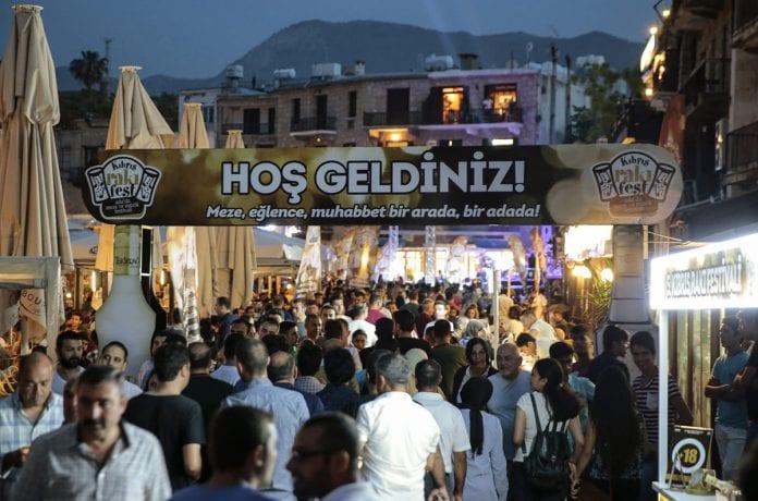 rakı festivali