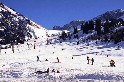 Chimbulak Kayak Merkezi