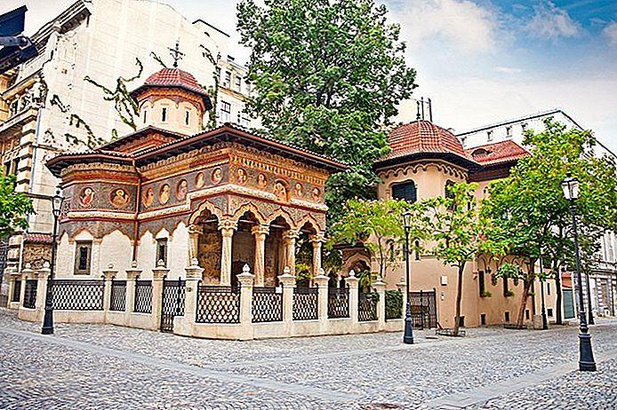 Stavropoleos Kilisesi