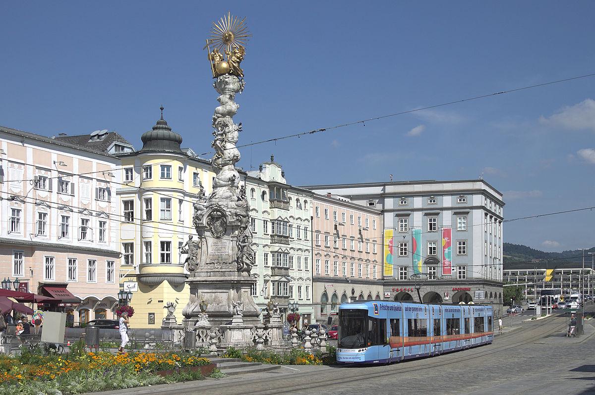 Linz gezilecek yerler