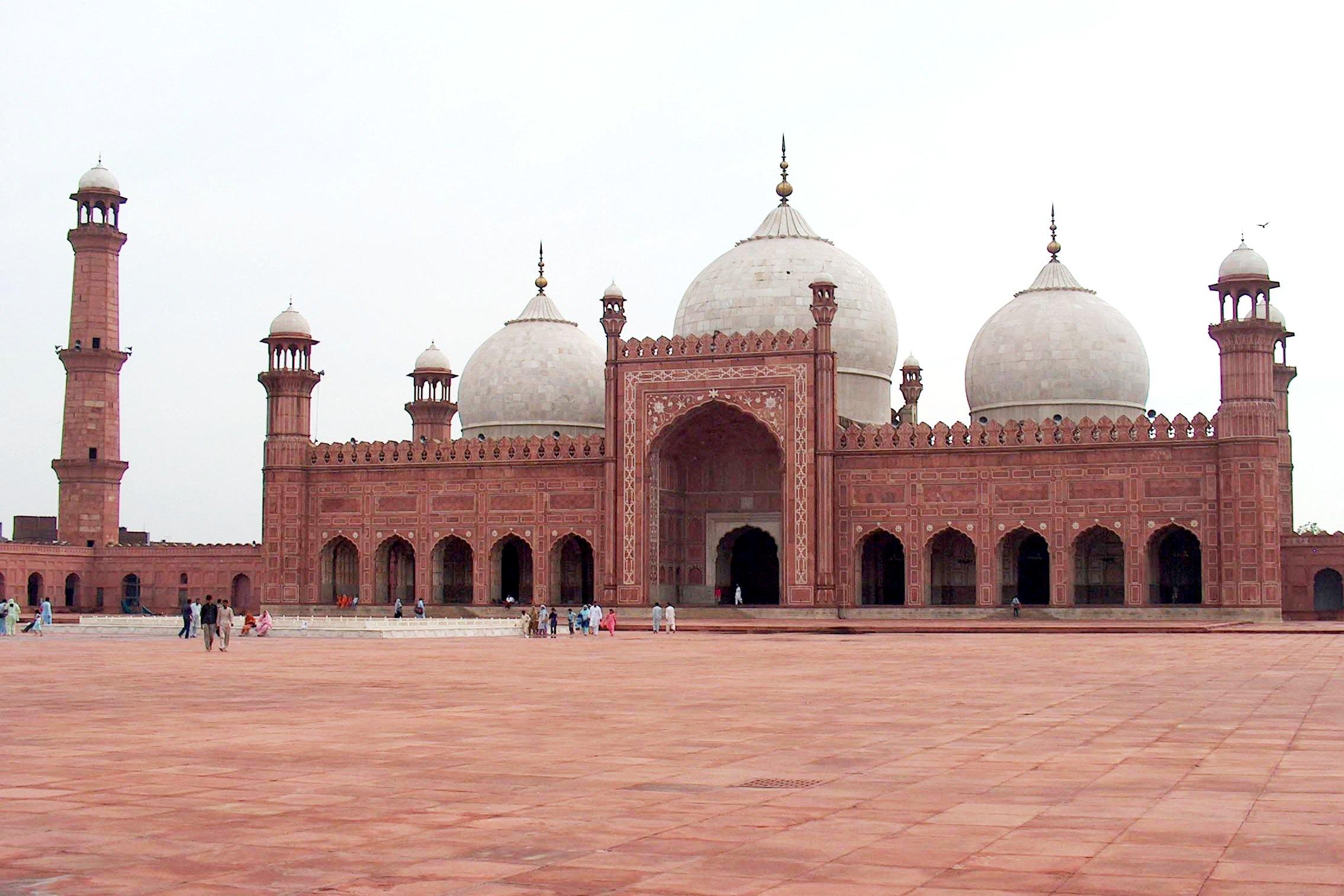 Badshahi Camii
