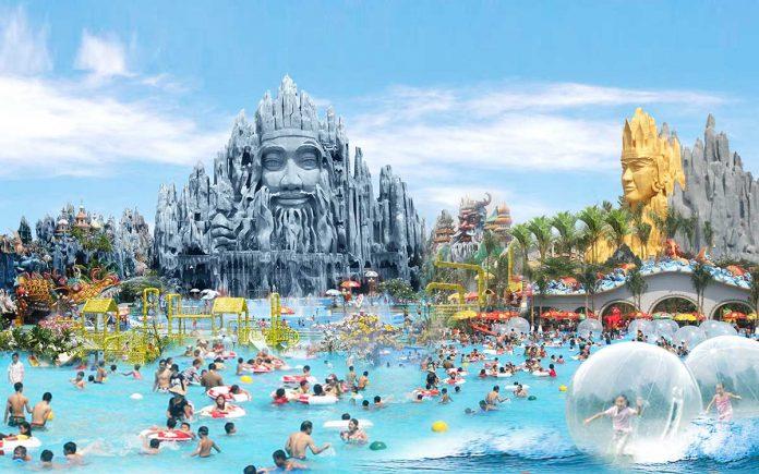 Suoi Tien Waterpark