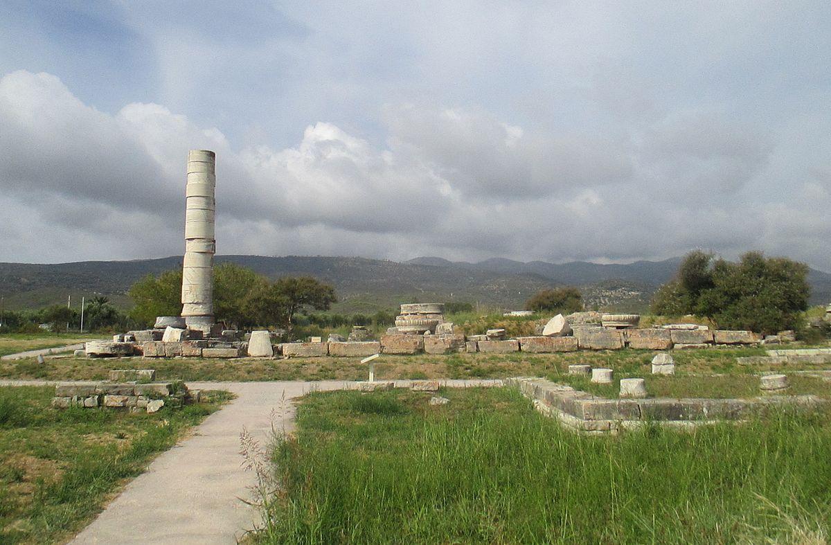 Samos gezilecek yerler