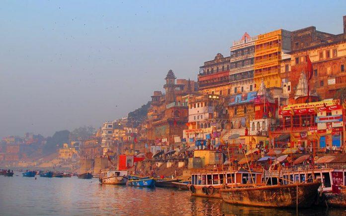 Varanasi/Hindistan